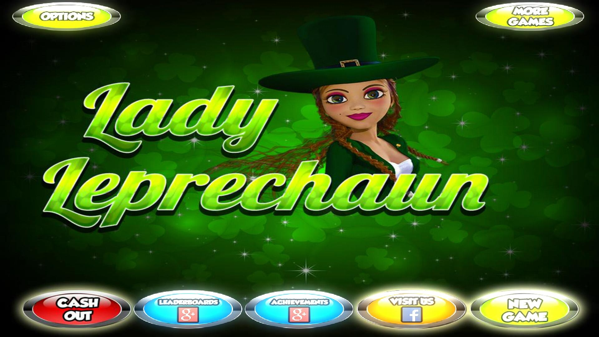 The Lady Leprechaun Slots